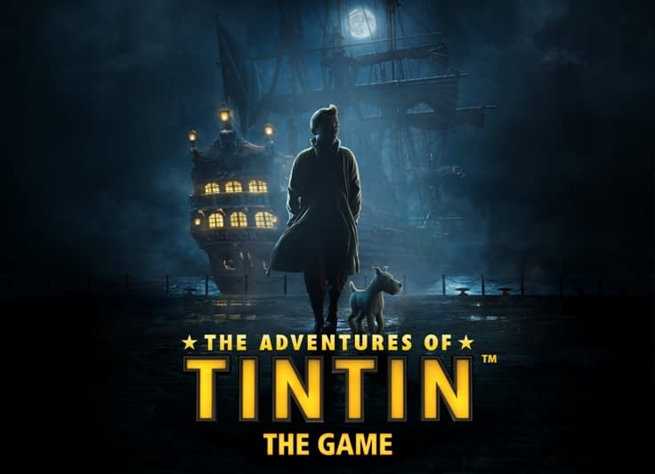 The Adventures of Tintin – The Game