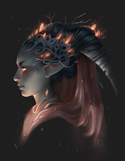 Illustration Ashline