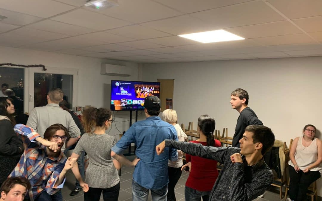 Creajeux – Ecole de jeu vidéo